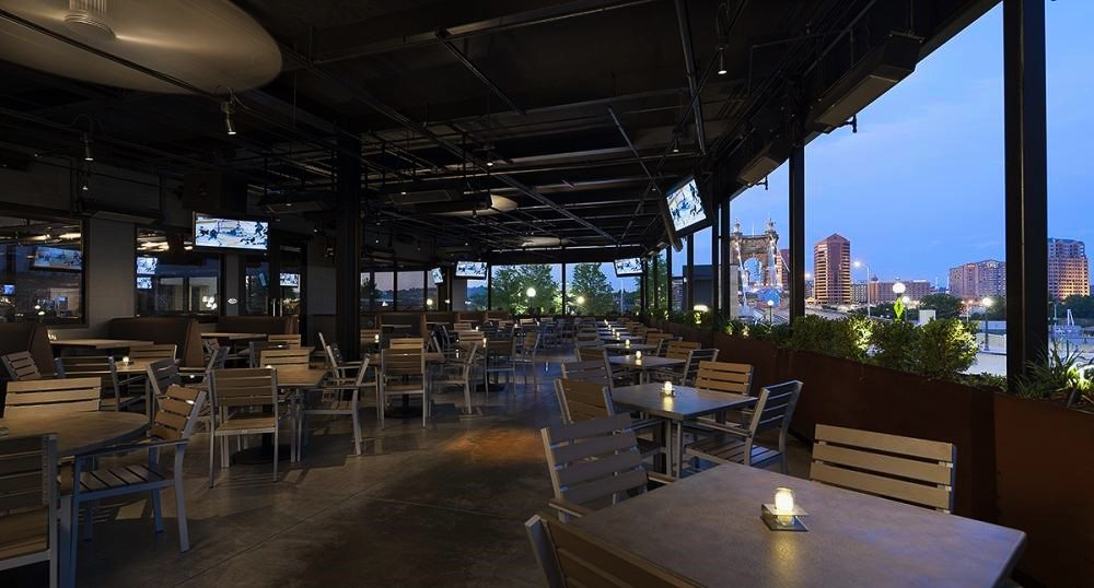 The Yard House, Cincinnati, Ohio